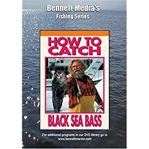 HOW TO CATCH BLACK SEA BASS movie