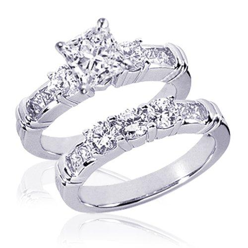 3 Princess Cut Diamond Ring Reviews