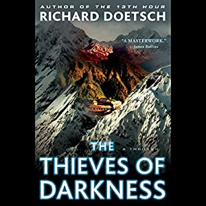 The Thieves of Darkness Audiobook