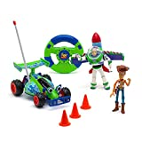 Disney Store - Toy Story Remote Control Toy Set with Buzz and Woody