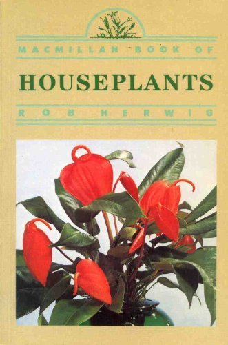 Image for The Macmillan Book of Houseplants (English and Dutch Edition)
