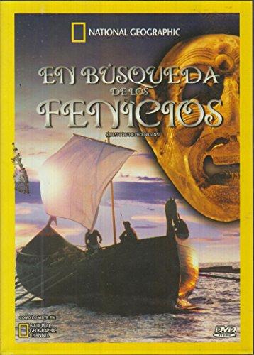 NATIONAL GEOGRAPHIC QUEST FOR PHOENICIANS (EN BUSQUEDA DE LOS FENICIOS) (Quest For The Phoenicians compare prices)