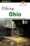 img - for Hiking Ohio: A Guide To Ohio's Greatest Hiking Adventures (State Hiking Guides Series) book / textbook / text book