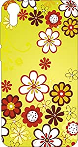 Go Hooked Designer Soft Back cover for HTC Desire 628 + Free Mobile Stand (Assorted Design)