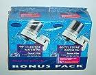 TELEDYNE WATER PIK (Model F-6) InstaPURE Water Filter (BONUS 2-Pack)