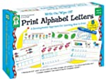 Print Alphabet Letters: Write On/Wipe...