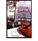 img - for [(Real Estate Math Handbook: Simplified Solutions for the Real Estate Investor )] [Author: Jamaine Burrell] [Dec-2007] book / textbook / text book