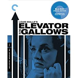 Elevator to the Gallows [Blu-ray]