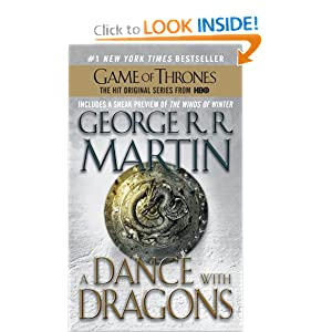 A Dance with Dragons: A Song of Ice and Fire: Book Five by