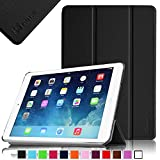 iPad Air 2 Case - Fintie SmartShell Case for Apple iPad Air 2 (iPad 6) 2014 Model, Ultra Slim Lightweight Stand with Smart Cover Auto Wake / Sleep Feature, Black