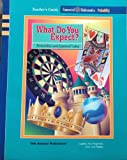 What Do You Expect?: Probability & Expected Value (Connected Mathematics)