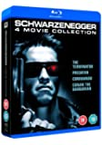 Arnold Schwarzenegger Collection [Blu-ray] [1982]