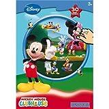 echange, troc Collectif - 6509 Disney Mickey Mouse Clubhouse Sticker Set
