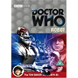 Doctor Who - Robot [1974] [DVD] [1963]by Tom Baker