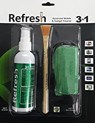 Refresh Cleaning Kit for Laptops/Mobile (3 in 1 Set)