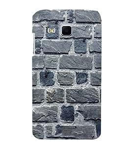 EPICCASE blue brick wall Mobile Back Case Cover For Samsung Galaxy J3 (Designer Case)