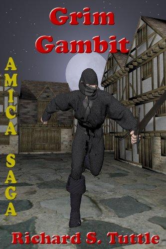 Grim Gambit (Amica Saga #2) PDF