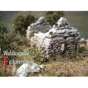 Waldkapelle Falknersberg mit Brunnen, Spur N, Bausatz