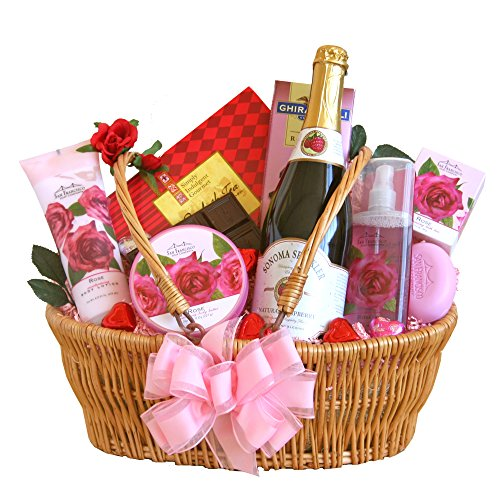 Valentine Day Baskets Women