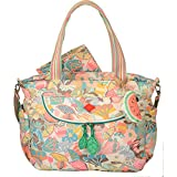 Oilily Fruity Baby Bag Pastel