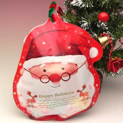 クリスマスお菓子セット サンタが可愛いお菓子セット298 xr-47