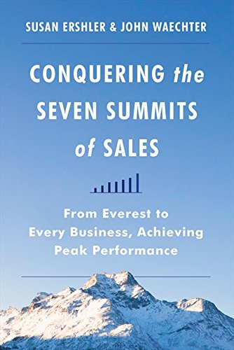 Conquering the Seven Summits of Sales: From Everest to Every Business, Achieving Peak Performance (Seven Peaks compare prices)