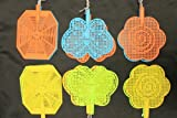 The Home Store Fly Swatter 2 pc Set - Choice of Color