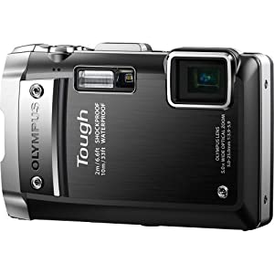 Olympus TG-810 Tough 14 MP Waterproof Digital Camera with 5x Optical Zoom