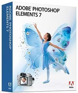 Adobe Photoshop Elements 7 [OLD VERSION]
