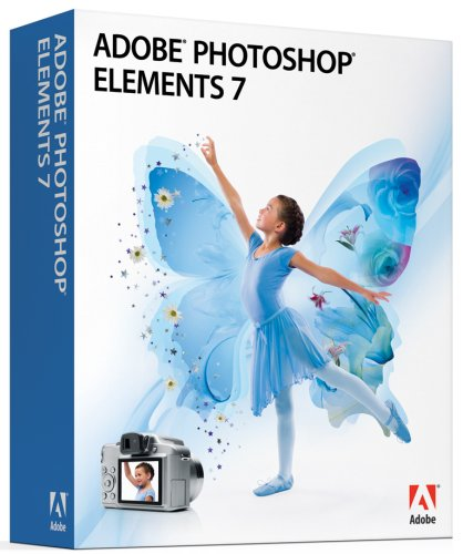 Adobe Photoshop Elements 7 [OLD VERSION]