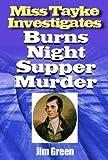 Burns Night Supper Murder (Miss Tayke Investigates Book 27)