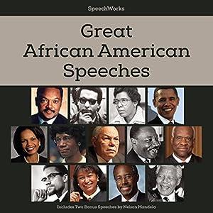 Great African American Speeches Speech