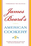 img - for James Beard's American Cookery book / textbook / text book