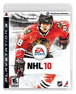 NHL 2010 - PlayStation 3 Standard Edition