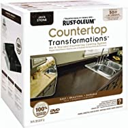 Countertop Transformations Counter Top Coating-JAVASTONE COUNTERTOP KIT