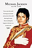 Michael Jackson - GLOVE - King of Pop - Wall Poster - 24x36 inches