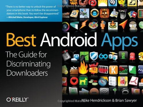 Best Android Apps, Buch