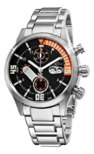 Ball Men's DC1028C-S1J-BKO Engineer Master II Black Chronograph Dial Watch