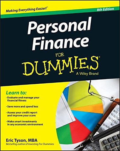 Personal Finance For Dummies (Economics And Personal Finance compare prices)