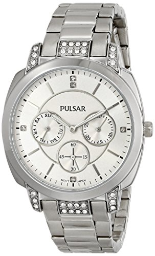 Pulsar Multifunction Stainless Steel Women's watch #PP6133