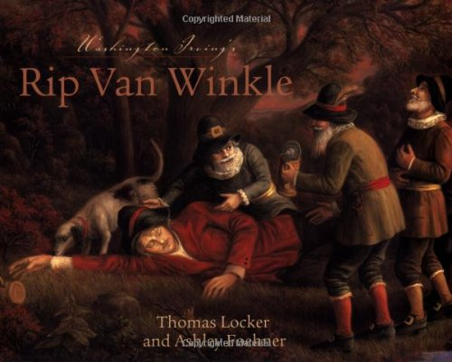 washington irvings rip van winkle essay The rip van winkle study guide contains a biography of author washington irving, literature essays, quiz questions, major themes, characters, and a full summary and analysis of his major short stories including rip van winkle.