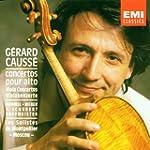 Concertos pour alto