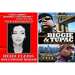 Heidi Fleiss / Biggie and Tupac - 2 DVD Collection (Amazon.com Exclusive)