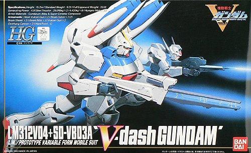 1/100 Vガンダム V-DASH