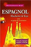 Mini dictionnaire Français-Espagnol Espagnol-Français