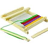 卓上 機織り機 おもちゃ 手織り 木製 知育 玩具 教育