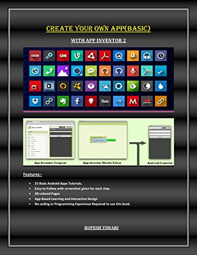 CREATE YOUR OWN APP: WITH APP INVENTOR 2 (Android Apps With App Inventor compare prices)