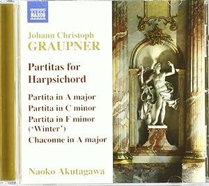 Partitas for Harpsichord