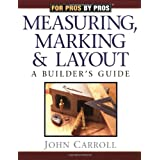 For Pros by Pros Measuring Mar ~ John Carroll