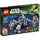 LEGO Starwars Umbaran Mobile Heavy Cannon Game